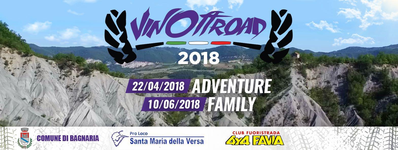 Vinoffroad 2018