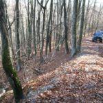 Escursione 26-11-2017 - 4x4 Pavia - Club Fuoristrada